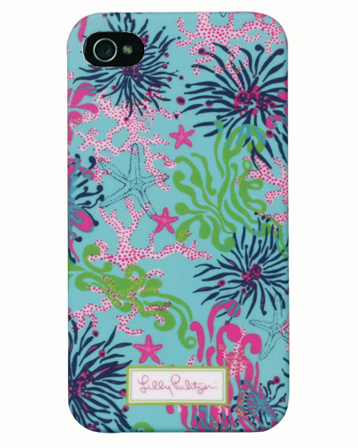 Lilly Pulitzer iPhone 4 Case