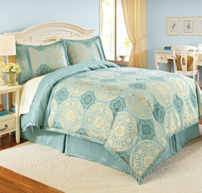 Better Homes and Gardens Bel Air Bedding Comforter Set