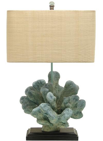Blue Reef Lamp