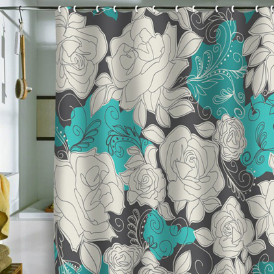 DENY Designs Khristian A Howell Rendezvous 3 Shower Curtain