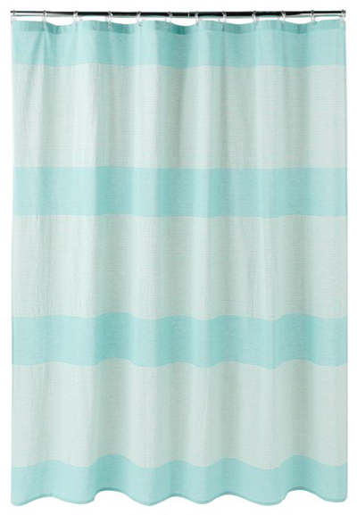 teal striped shower curtain. Sonoma Life  Style Oceanside Striped Shower Curtain Curtains Everything Turquoise Page 8