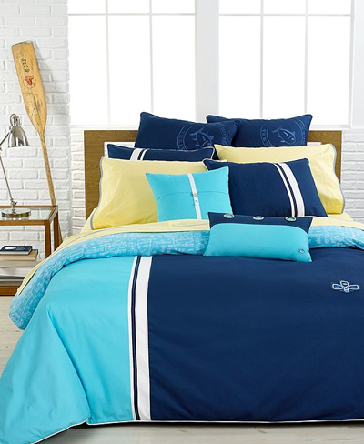 southern tide portside comforter sets | everything turquoise