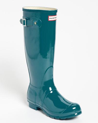 Hunter 'Original Tall' Gloss Rain Boot
