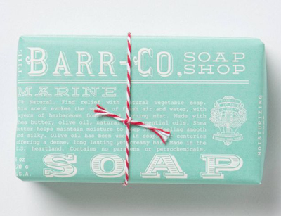 Barr-Co. Soap Bar