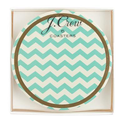 Chevron Coasters