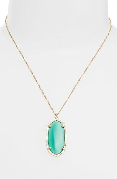 Kendra scott elise pendant necklace everything turquoise kendra scott elise pendant necklace aloadofball Images