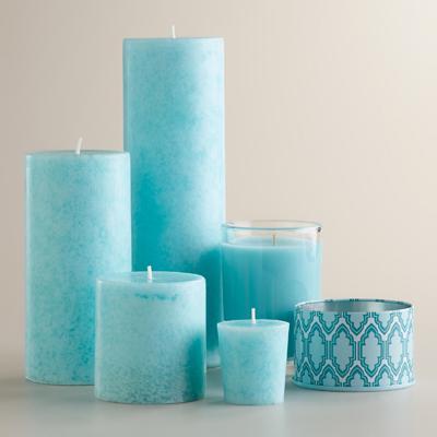 Mediterranean Sea Candles