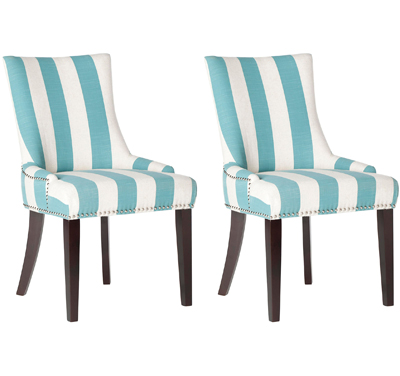 Aqua Lester Dining Chairs