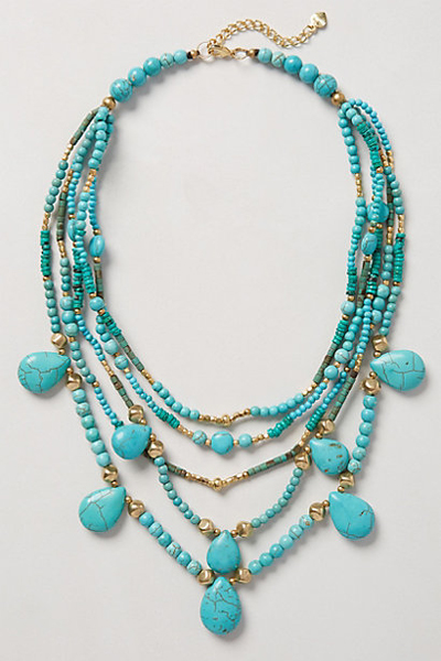 Deluge Layered Necklace