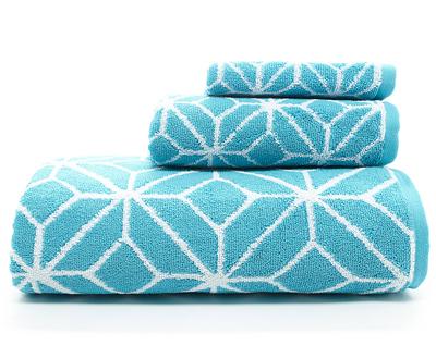 Trina Turk Trellis Bath Towels
