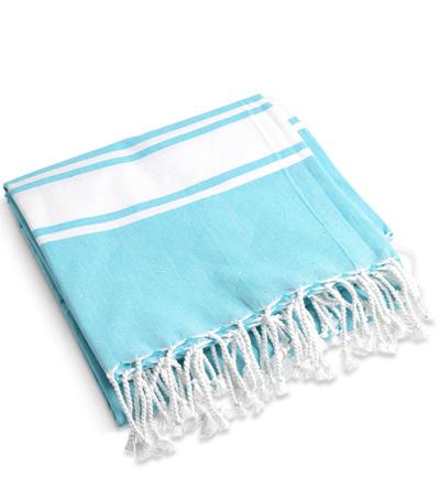 Turquoise Turkish Towel