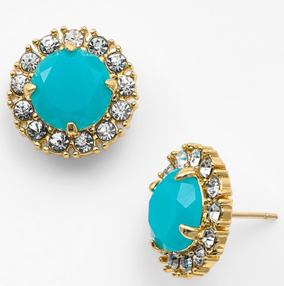 Kate Spade Secret Garden Stud Earrings