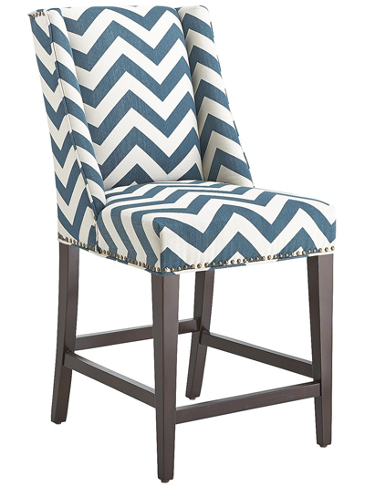 Vibes Teal Owen Counterstool Everything Turquoise