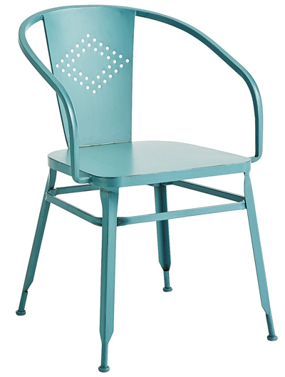 Weldon Teal Dining Chair