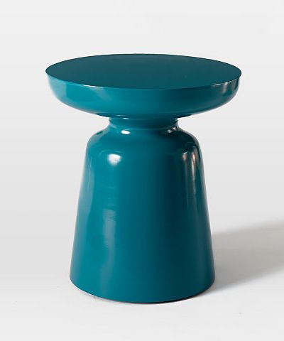 Martini Side Table martini side table | everything turquoise