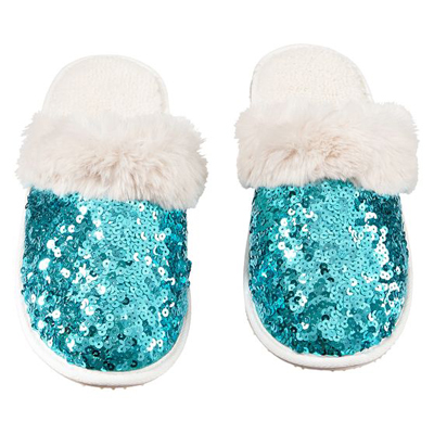 Sparkle Sequin Slippers