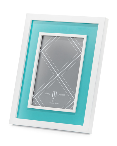 Turquoise Lacquer Frame