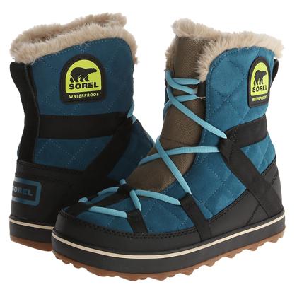 Glacy Explorer Short Boots