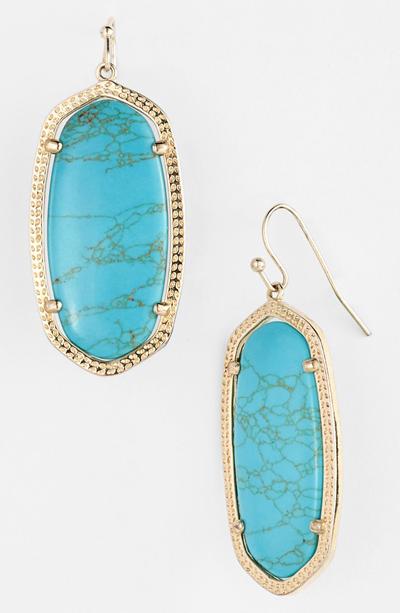 Kendra Scott 'Elle' Drop Earrings