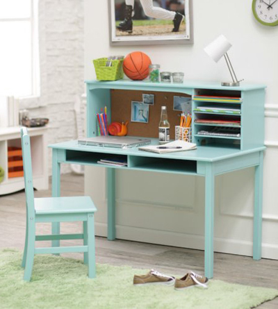 A Desk Chair Set