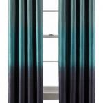 Dylan Ombré Grommet-Top Curtain Panel