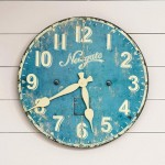 Ice Cream Parlor Clock