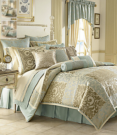 Reba South Hampton Reversible Bedding Collection
