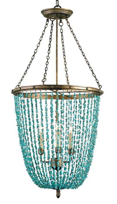 Lawrence Chandelier by Currey & Company