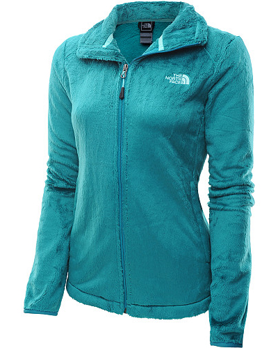 The North Face Osito 2 Fleece Jacket | Everything Turquoise