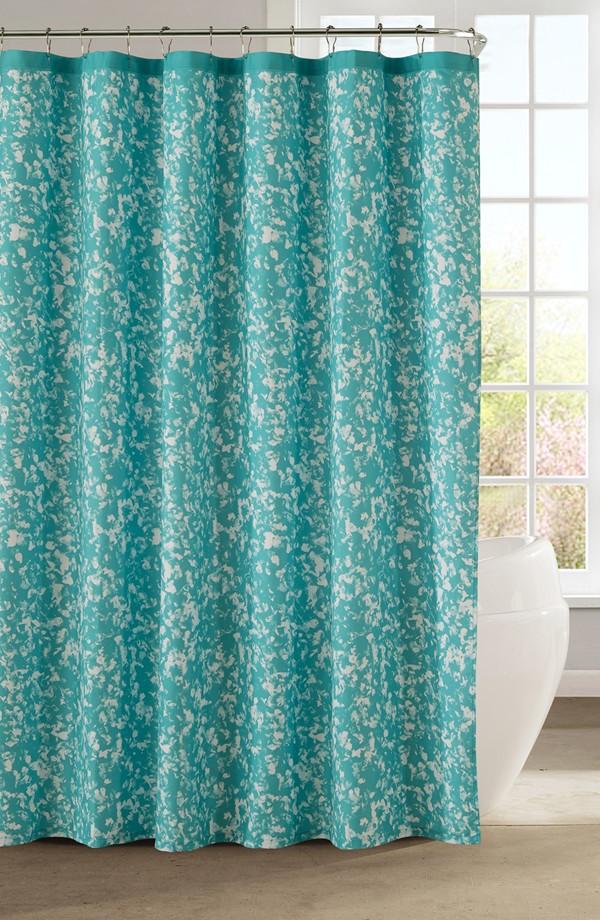 Aqua Kensie Susie Shower Curtain