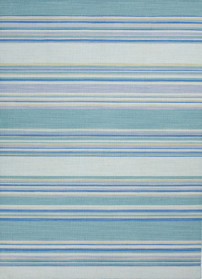 Coastal Living Dhurries Collection Kiawah Rug
