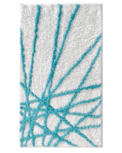 Beau Abstract Bath Rug