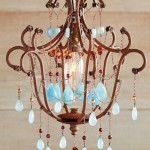 Blue Rhapsody Chandelier