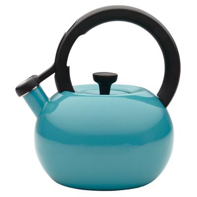Circulon Turquoise 2-Quart Circles Teakettle
