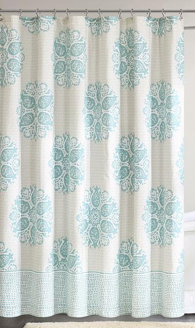 Melbourne Shower Curtain