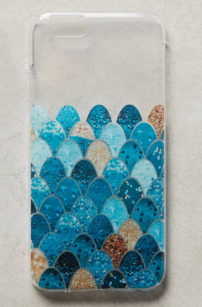 Scalloped Seas iPhone 6 Case