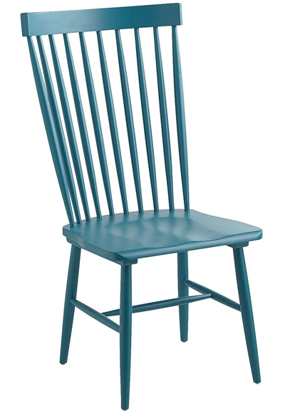 Turquoise Marcel Dining Chair