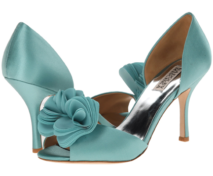 Badgley Mischka Thora Pumps