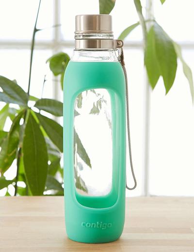 Purity Glass Water Bottle