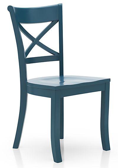Vintner Pea Wood Dining Chair
