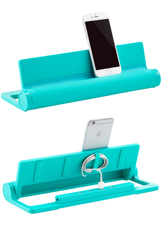 Aqua Converge POP Charging Station by Quirky