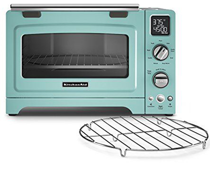 KitchenAid Convection Countertop Oven in Aqua Sky