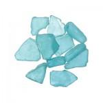 Sea Glass Decorative Accent Glass
