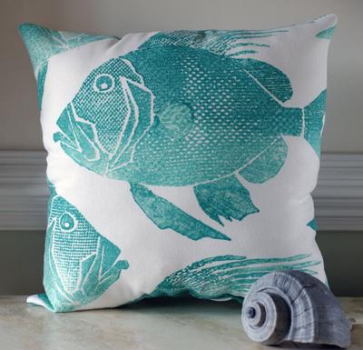 Seaside Pillow