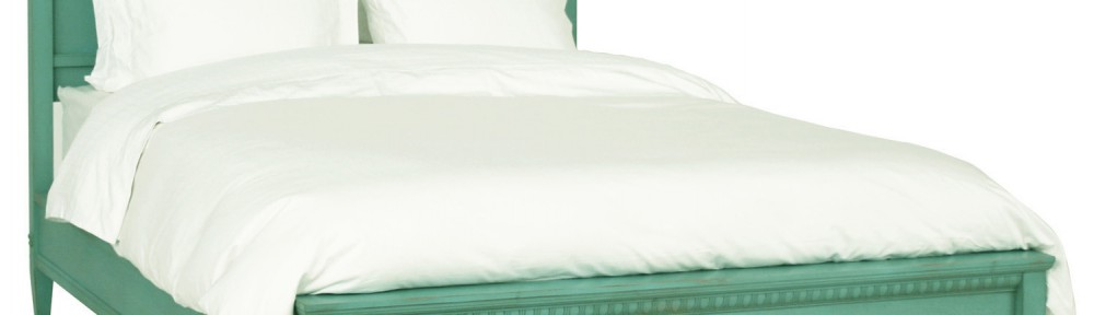 Drake Bed Luxe in Turquoise