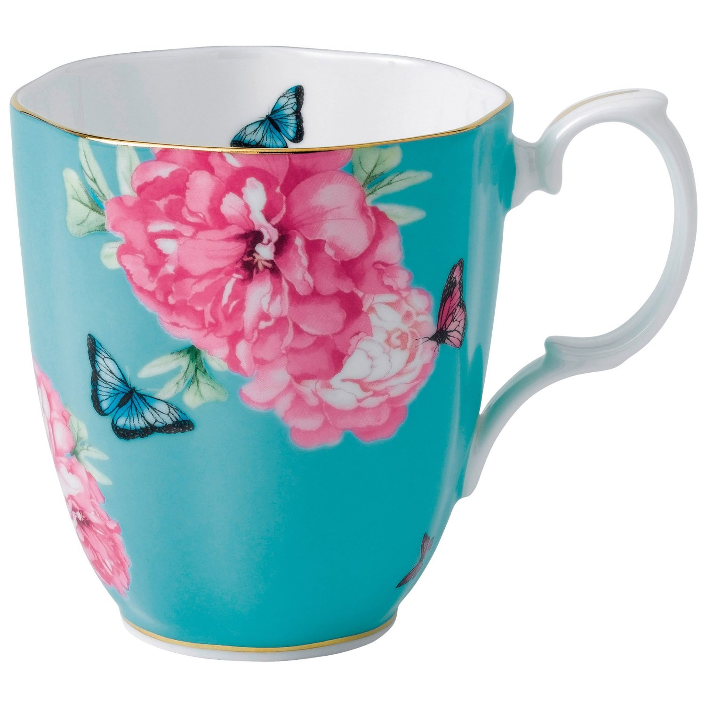 Royal Albert Friendship Vintage Mug Designed by Miranda Kerr