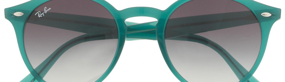 Sunglasses High Street  ray ban turquoise high street round sunglasses everything turquoise