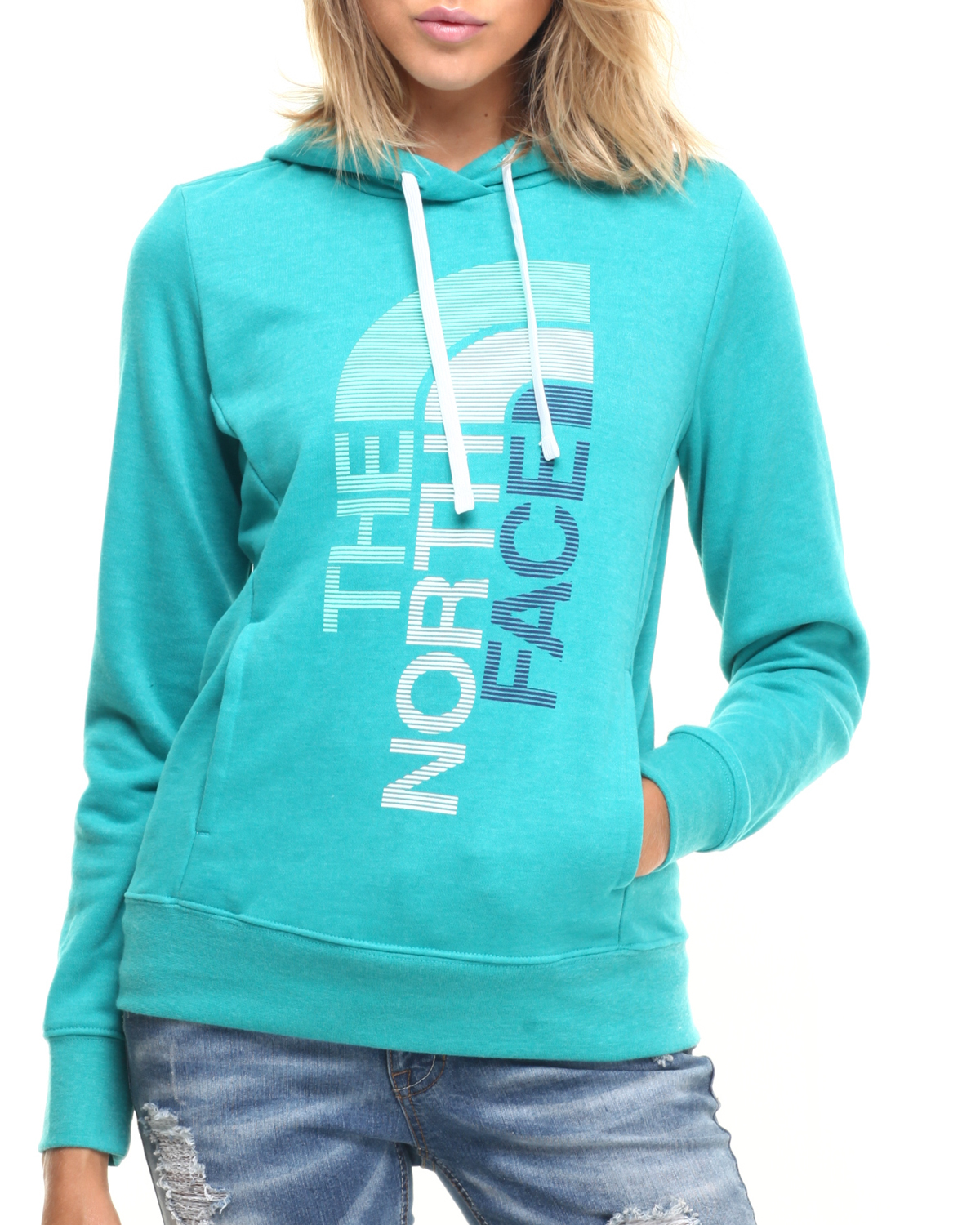 0b2efe461 The North Face Trivert Pullover Hoodie | Everything Turquoise