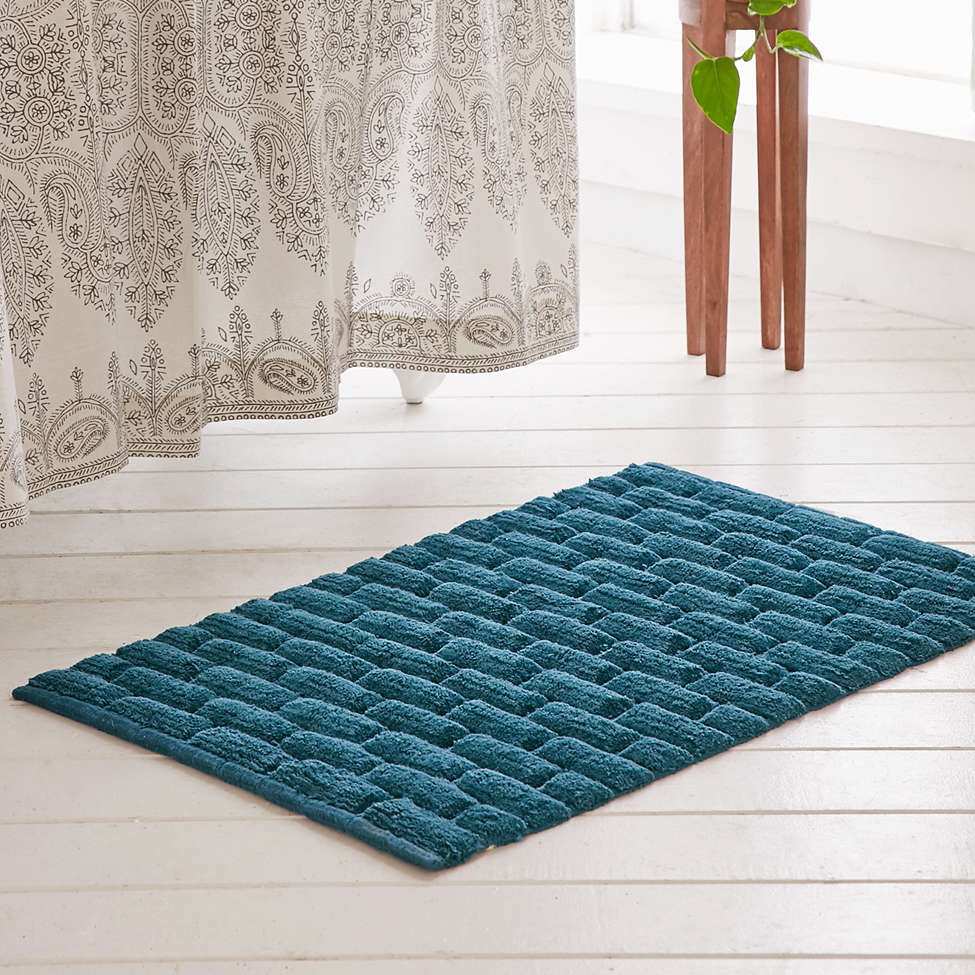 Billie Bath Mat | Everything Turquoise