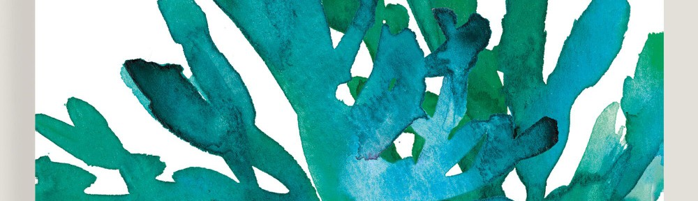 Daily Turquoise Shopping Blog. Seaside Wall Art